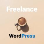 Une tasse à café WordPress