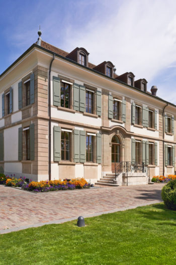 Mairie Française traditionnelle